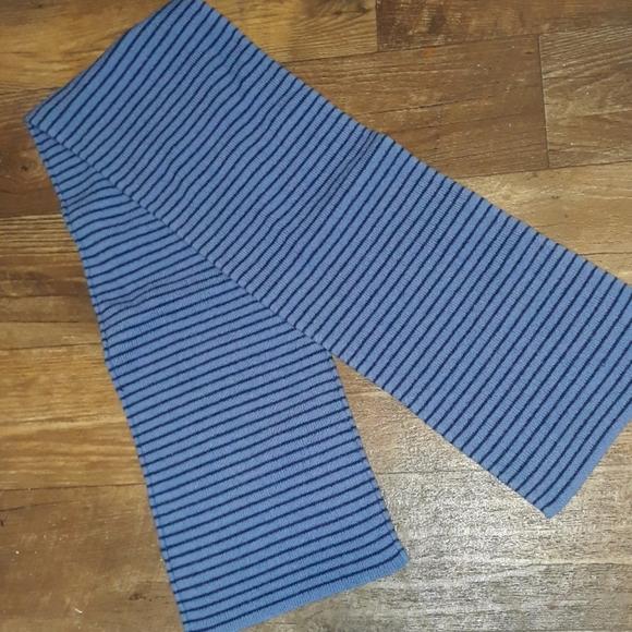 J. Crew Accessories - ❤J.Crew Knit striped scarf